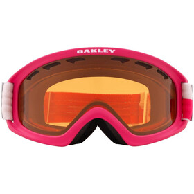 Oakley O Frame 2.0 Pro XS Snow Goggles Kids iconography pink/persimmon&dark grey